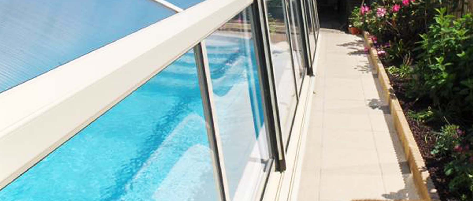 Service en onderhoud van van Kuik Zwembaden