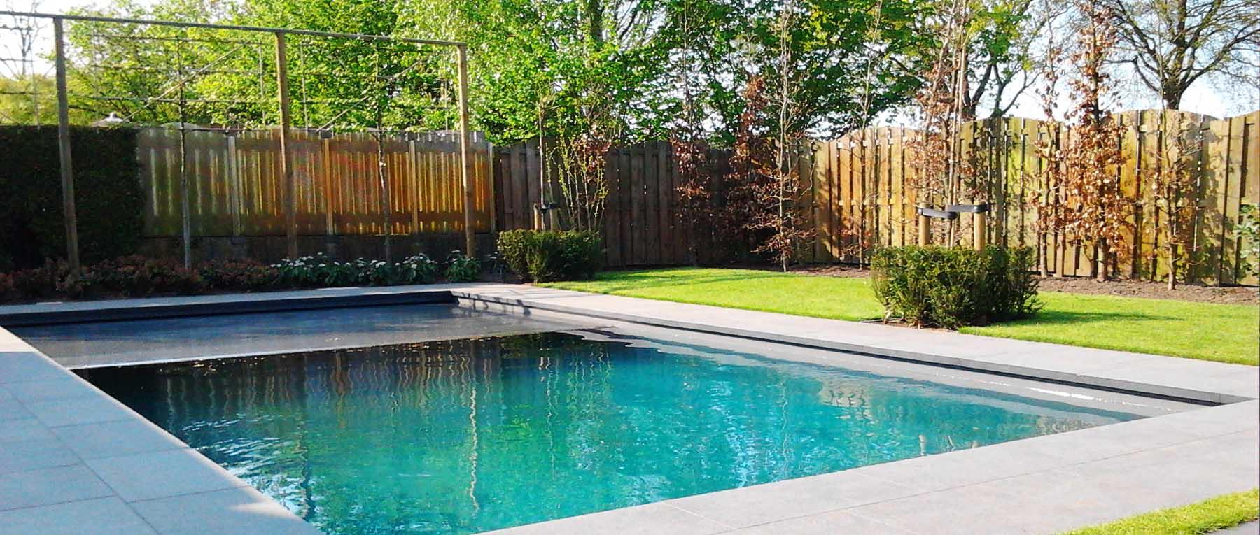 Waterbehandeling van uw zwembad