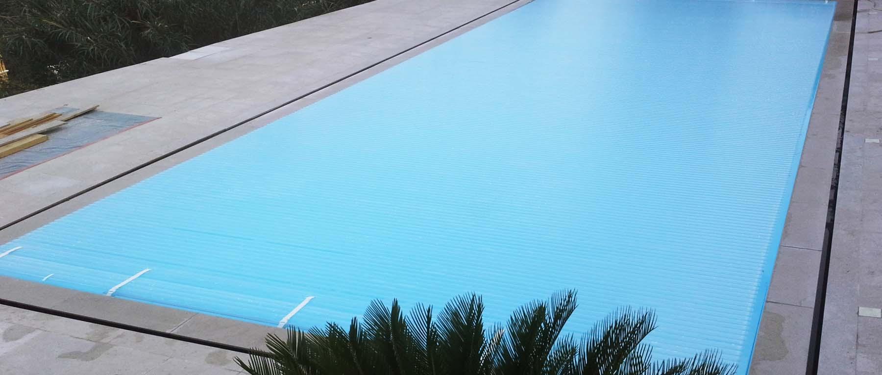 Afdekkingen voor uw zwembad van Van Kuik Zwembaden