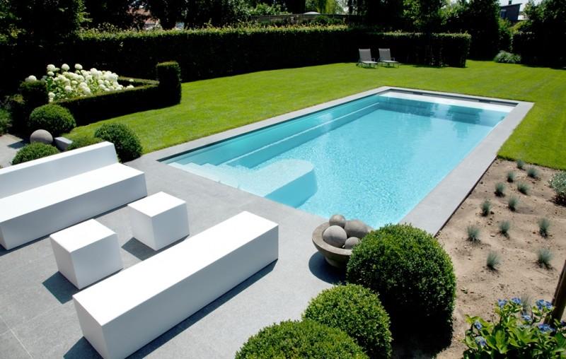 Lpw monoblock zwembaden van kuik zwembaden